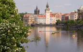 Le printemps a Prague